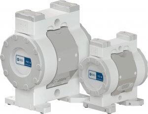PSD08 and PSD16 AODD Pumps