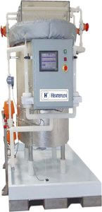 Heateflex Fluidix Steam-Powered Deionized Water DIW Heater Systems