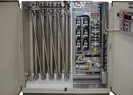 Heateflex Poseidon Stainless Steel Ultra-Pure Fluid Heater System Internals