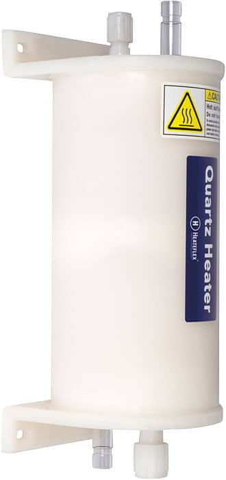 Heateflex Quartz High-Purity In-Line Fluid-Heaters
