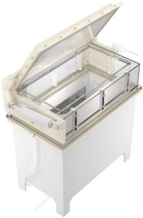 Accubath Heated Quartz Process Tank Silicon Nitride Etch