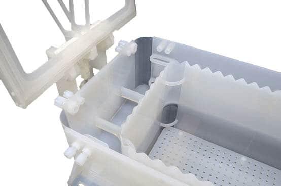 Accubath PFA Teflon Process Tank