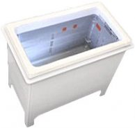 Accubath Quartz Static Heated Tank Etch Process