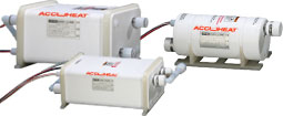 Accuheat Quartz In-Line Chemical Heaters