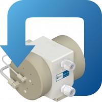 White Knight 泵用于化學品循環