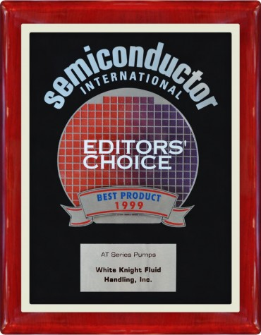 Semiconductor International Editors Choice Best Product