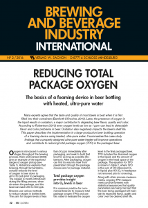 Brewing and Beverage Industry International No. 2, 2016
