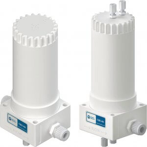 CBU Debubbler for High Temperature Chemicals