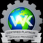 Certified Platinum Service Provider