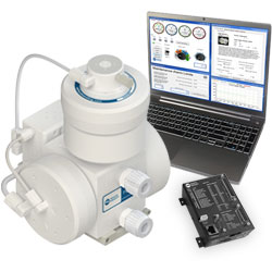 White Knight Closed-Loop Control Pump Systems
