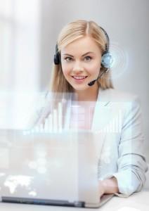 連絡人 White Knight 客戶支援和技術支援