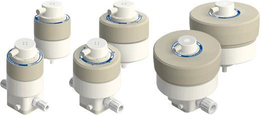 DBAシリーズパルス脈動吸収装置