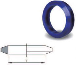 Fit-One Compression Rings