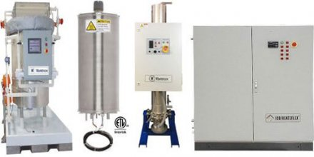 Heateflex Legacy High-Purity Fluid Heater Systems