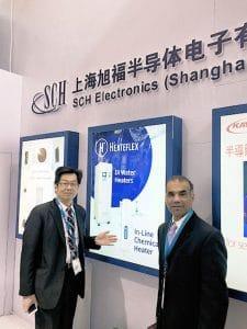 Heateflex Semicon China 2017 SCH E