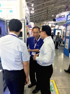 Heateflex Semicon Taiwan 2018