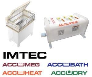 IMTEC Accumeg Accuheat Accubath Accudry