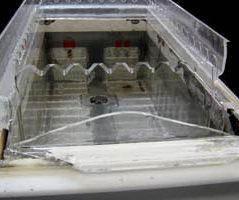 Imtec Quartz Tank Restoration Before