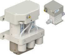 White Knight 高纯度的低流量化学泵