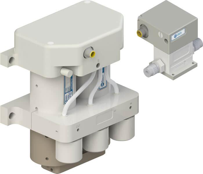 Low Flow Pumps - White Knight Fluid Handling