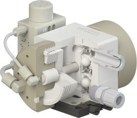 White Knight PA060 Air-Operated Double-Bellows Pump Internals