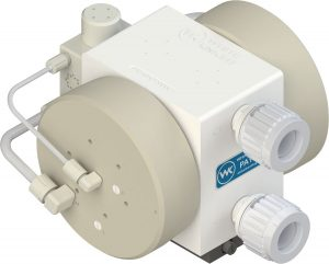 White Knight PA140 Air-Operated Double-Bellows Pumps