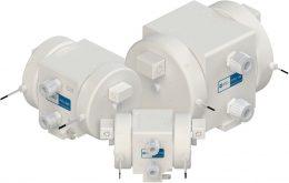 White Knight PFU系列泵 气体驱动的双风囊泵
