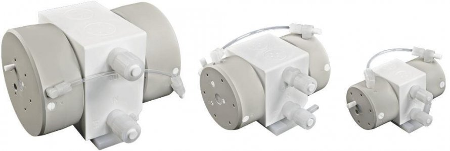 White Knight PL Series Pumps for Semiconductor