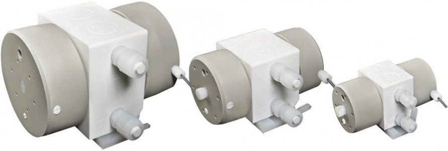 White Knight PLF Series Pumps for Semiconductor
