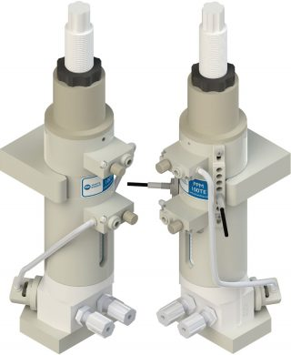 White Knight PPM100 Pneumatic Metering Pumps