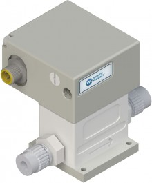 White Knight PPMC Mini-Pump for High-Purity Chemicals