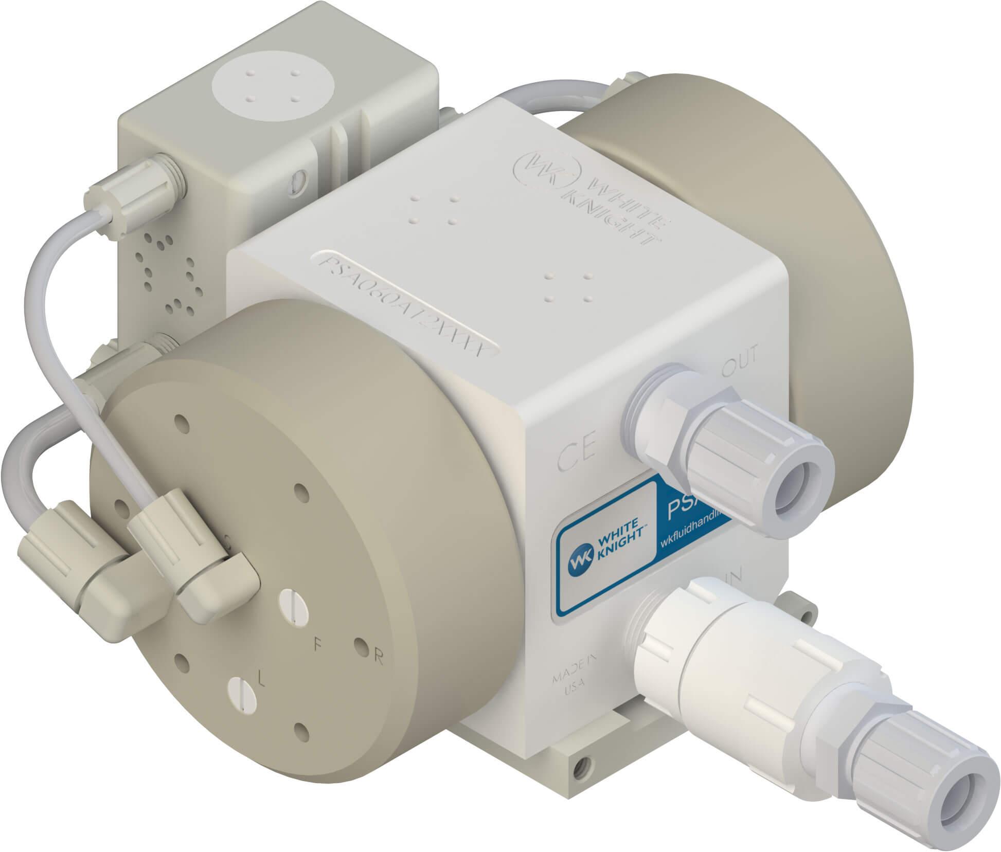 PSA060 Pump with FD12-P-BX00 Pre-Filter Catcher