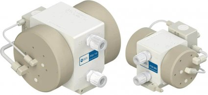 White Knight High-Purity Chemical Pumps