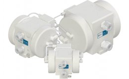 White Knight PSU Series Air-Operated Double-Bellows Pumps