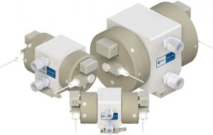 White Knight PXA Series High-Purity Pumps