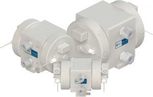 White Knight PXU Series High-Purity Pumps