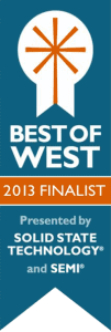 Semicon Best of West Finalist 2013