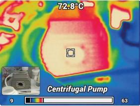 热图像Levitronix离心泵