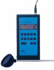 Ultrasonic Megasonic Energy Cavitation Meter